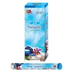 6 pakjes Tranquility wierook (G.R)