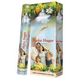 6 pakjes Dulce Hogar wierook (Flute)