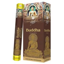 6 pakjes Buddha wierook (Flute)