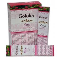 12 pakjes GOLOKA Lotus (15 gms)