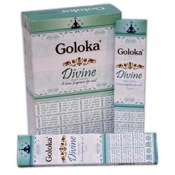 12 pakjes GOLOKA Divine wierook (15 gms)