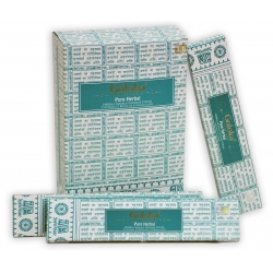 12 packs of GOLOKA Pure Herbal incense (15 gms)