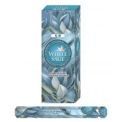6 packs Californian White Sage incense (G.R)