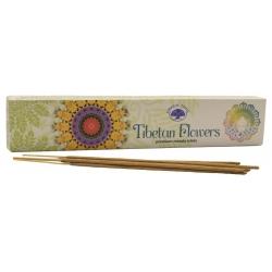 Tibetan Flowers encens (Green tree)