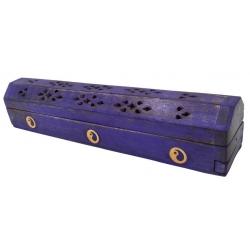 Wierookhouder Ying Yang (Purple)