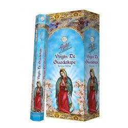 6 pakjes Virgin De Guadalupe wierook (Flute)
