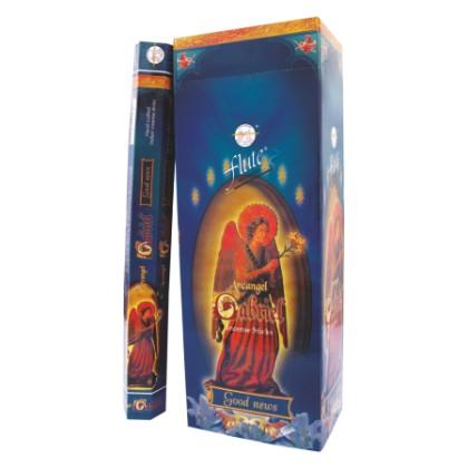 6 pakjes St Gabriel Angel wierook (Flute)