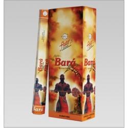 6 pakjes Bara wierook (Flute)