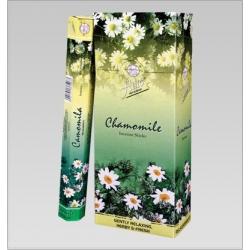 6 pakjes Chamomile wierook (Flute)