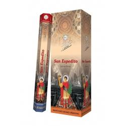 6 pakjes San Expedito wierook (Flute)