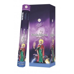6 pakjes Santa Marta wierook (Flute)