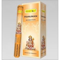 6 pakjes Heritage Hanuman wierook (Flute)