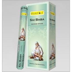 6 pakjes Heritage Sai Baba wierook (Flute)