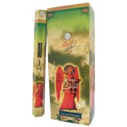 6 pakjes Arcangel Zadquiel wierook (Flute)