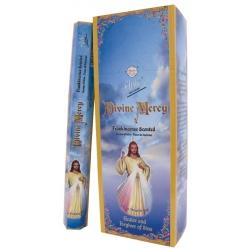 6 pakjes Divine Mercy Incense wierook (Flute)