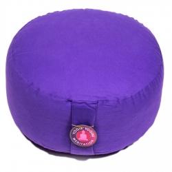 Meditatiekussen violet extra hoog (8094)