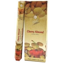 6 pakjes Cherry Almond wierook (Flute)