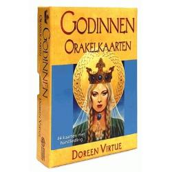 Godinnen Orakelkaarten - Doreen Virtue