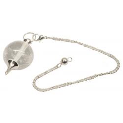 Edelsteen Ball pendel - Bergkristal