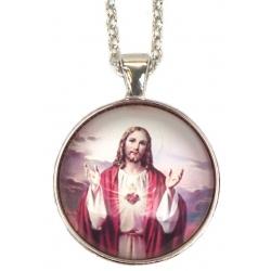 Heiligen halsketting - Jezus