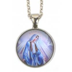 Heiligen halsketting - Heilige maagd Maria (zegen)