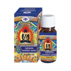 Budhhist tantra fragrance oil (green tree)