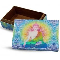 Tarotkaarten en sieradendoos - Boeddha