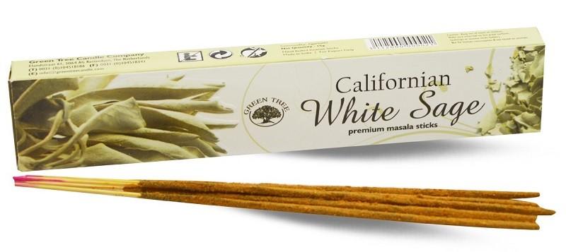 Californian White sage wierook 15gr (Green tree)