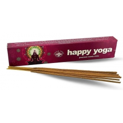 Happy Yoga incense (Green tree)