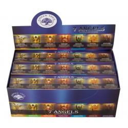 12 packs 7 Angels incense (Green tree)