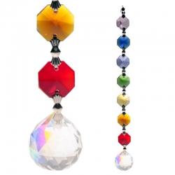 Aurora Sphere Feng Shui chakrakristallen