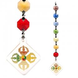 Feng Shui Vajra bescherming decoratie hanger