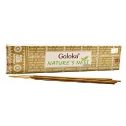 GOLOKA Nature's Nest wierook (15 gr)