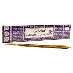 GOLOKA Nature's Lavender wierook (15 gr)