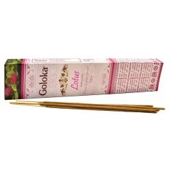 GOLOKA Lotus wierook (15 gr)