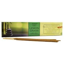GOLOKA Lemongrass wierook (15 gr)