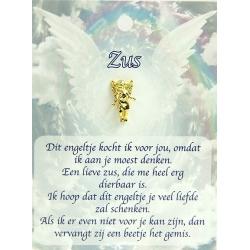 Dierbare Engel - Zus (gold)