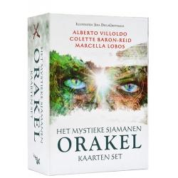 Het Mystieke Sjamanen Orakel - Alberto Villoldo & Colette Baron-Reid