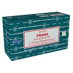 12 pakjes Prana wierook (Satya GT)