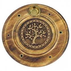 Wierook brander Tree of life