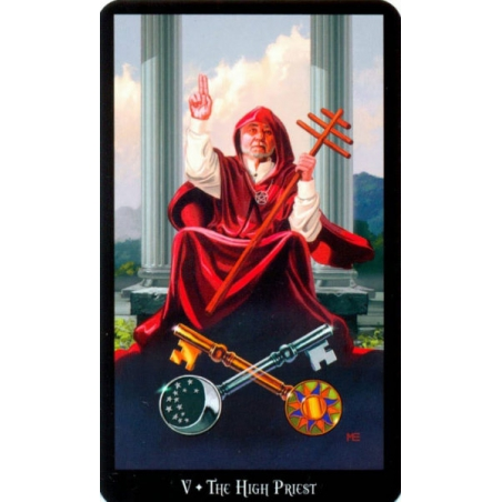 Witches Tarot - Ellen Dugan & Mark Evans (UK)