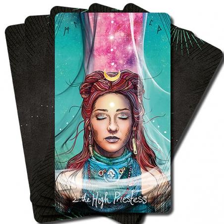 The Light Seer's Tarot - Chris-Anne Donnelly (UK)