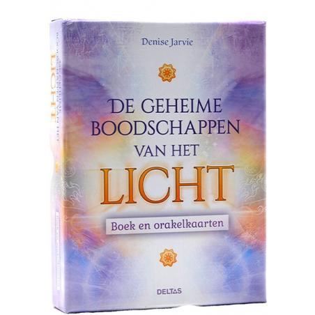 Les messages secrets de la lumière - Denise Jarvie (NL)