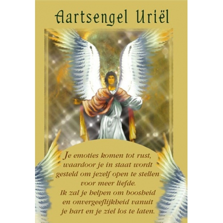 Messages from the Angels - Doreen Virtue (NL)