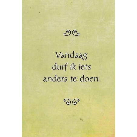 Inspirational Affirmation cards - Alana Fairchild (NL)