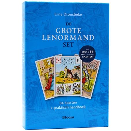 The Great Lenormand set - Erna Droesbeke (NL)
