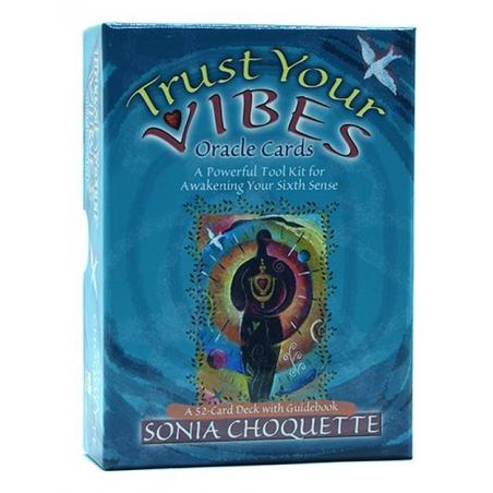 Trust Your Vibes - Sonia Choquette (UK)