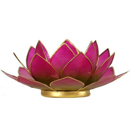 Lotus mood light - 2-color pink / green