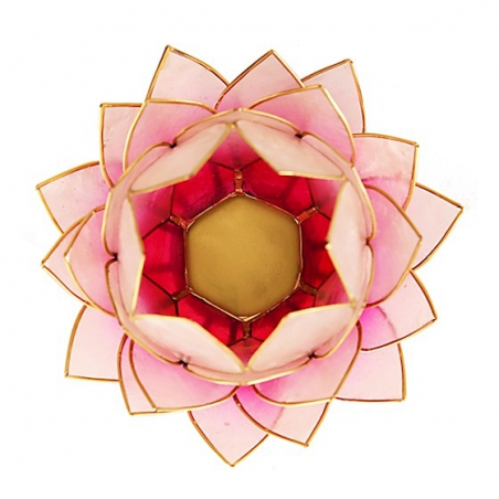 Lotus mood light extra large - Pink