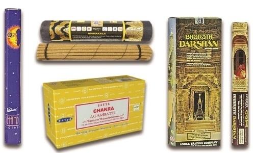 Incense per brand